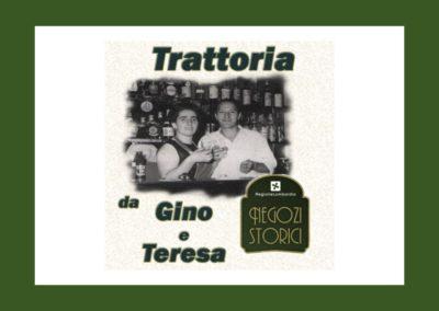 Trattoria da Gino e Teresa