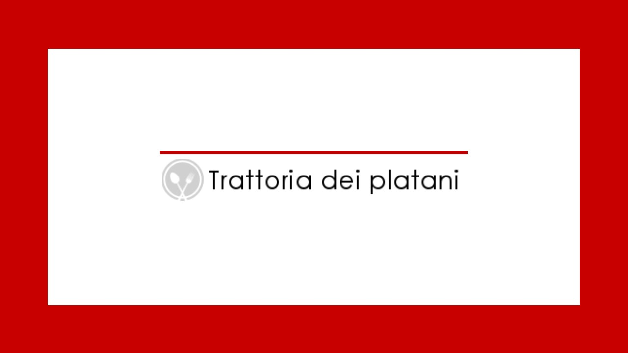 Nuovo logo Platani 16.9 per sito